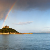 St Michael's Mount Panoramic