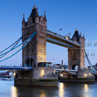 Tower Bridge Panoramic