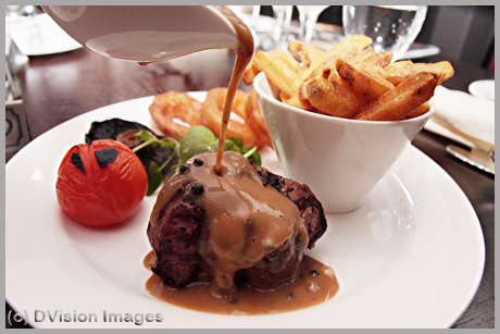 Grosvenor G Casino Reading Food Review
