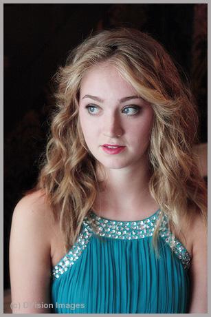 Portrait of the winner of 'Has Reading Got Talent 2014