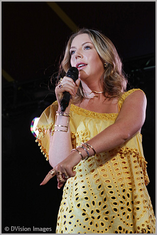 Comedian Katherine Ryan @Reading Festival