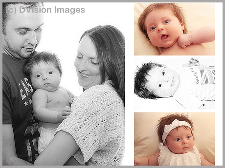 Portrait Photoshoot at DVision Images