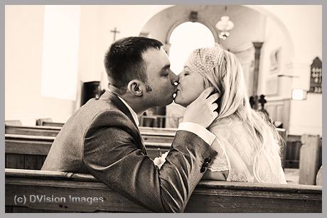 Lizzy & Matt - Just Married
