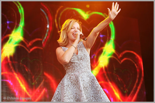 Altered Images at Rewind Festival