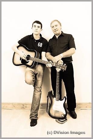 Grandson & Grandad