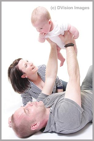 Family portrait - private collection