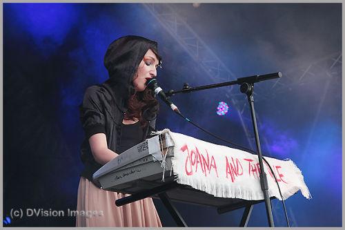 Joana & The Wolf