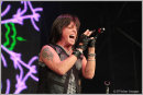 Joe Lynn Taylor of Rainbow at Rewind Festival