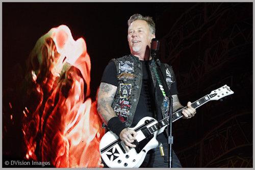 Metallica at Reading Festival