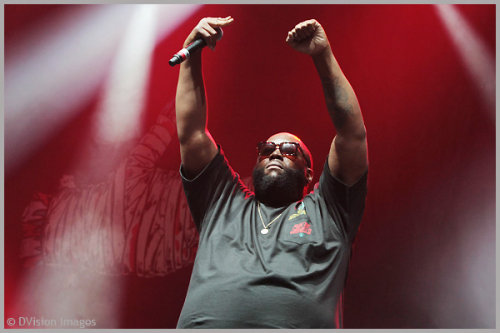 Run The Jewels at Reading Festival