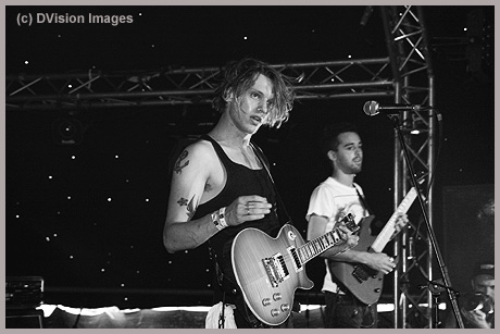 The Darling Buds from London (with Jamie Campbell Bower)