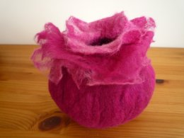 Frilly Pot sold