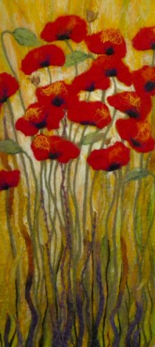 Poppy Wall Hanging