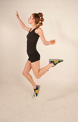 Jenna Dance Acrobatics