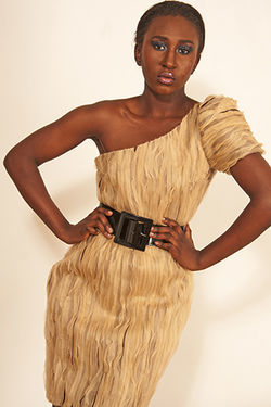 Lookbook shoot for Wardrobe Designer FABRYAN featured in Fashion Studio Magazine
