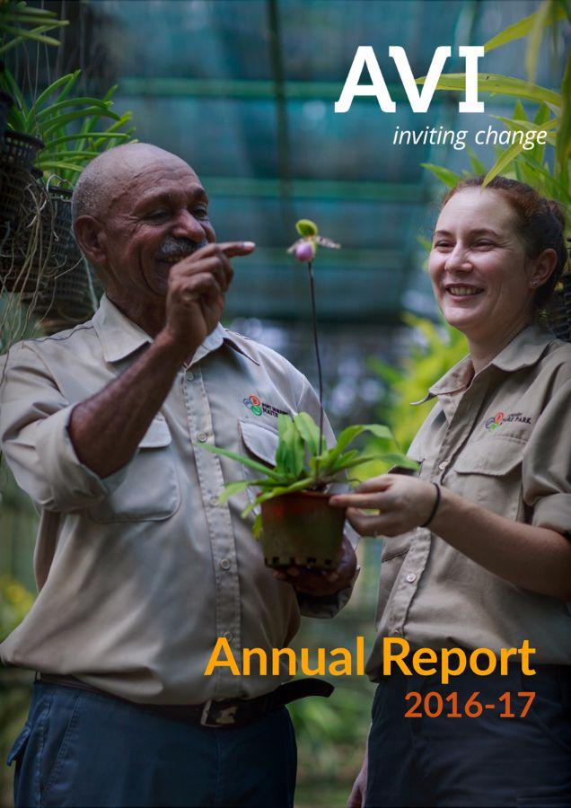 AVI ANNUAL REPORT 2017 6-1