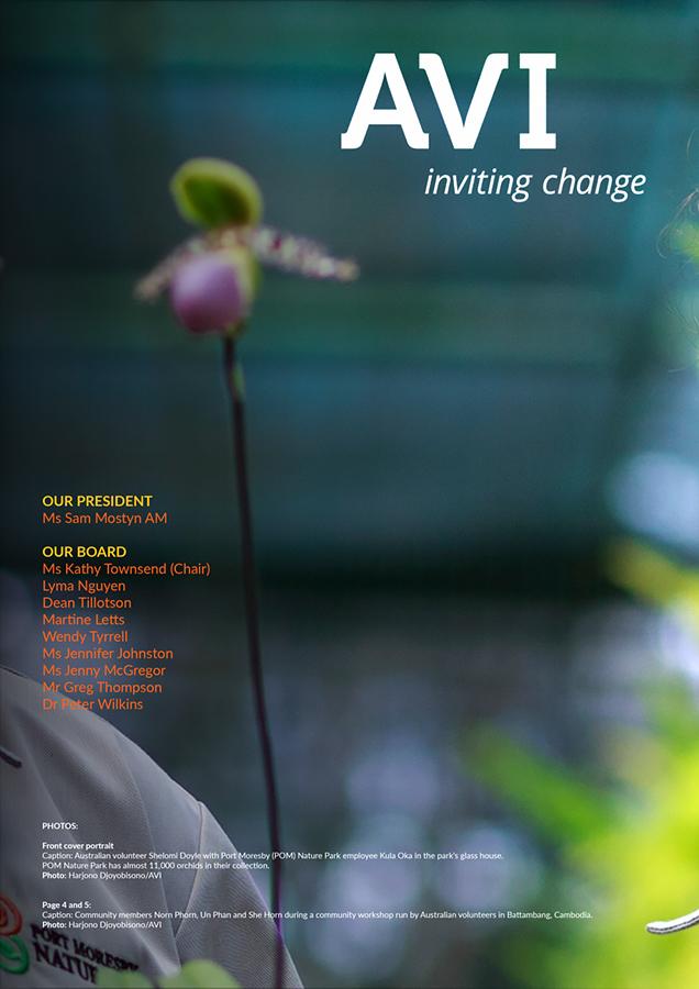 AVI ANNUAL REPORT 2017 6-2