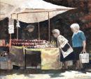 Tenby summer market