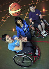 SwindonShock Wheelchair Basketball Club