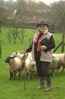 Sheep farmer trainer