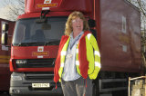 Royal Mail driver