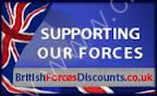 British Forces Discounts