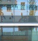 Modern architecture reflects modern architecture.