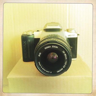 Pentax MZ-50