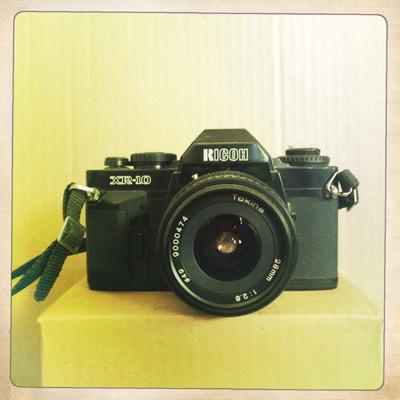 Ricoh XR-10