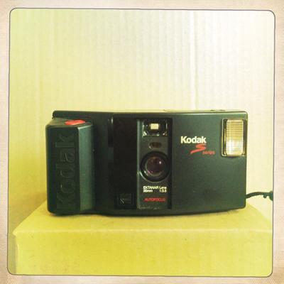 Kodak S500AF