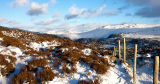 Winter on Haystacks