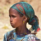 Young Amhara Girl