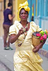 Havana Cigar Lady