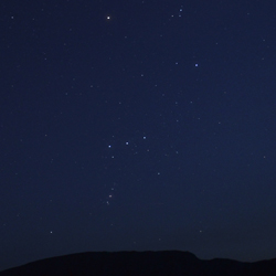 Night Sky over Loch Broom