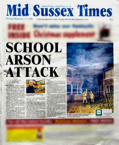 MID SUSSEX TIMES NOV 08