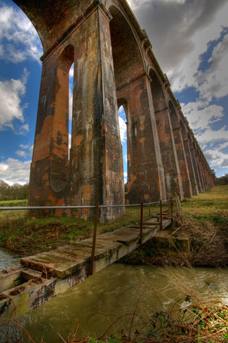 Balcome Viaduct in HDR (High Dynamic Range)