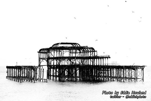 DSC8275 Brighton Pier
