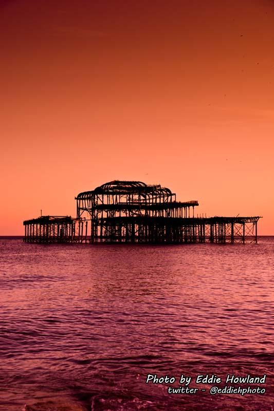 DSC8287 Brighton Pier