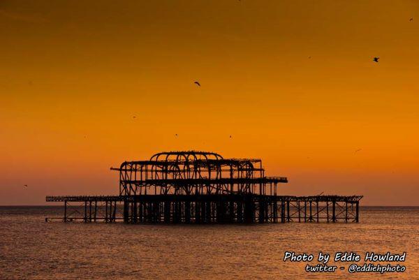 DSC8308 Brighton Pier