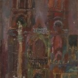 Night, Wesminster Abbey (1951)