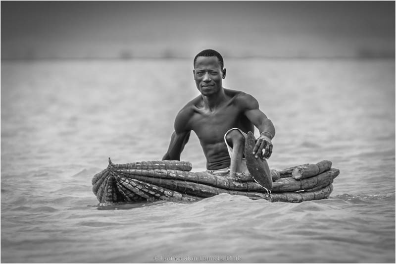 17 Hugh Letheren  Lake Baringo Fisherman