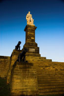 Lord Collingwood Monument - Tynemouth