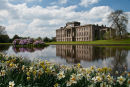 Spring at Lyme Hall