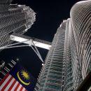 Petronas Towers by night