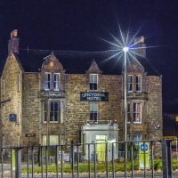 Forres by Night