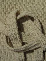 Decorative bend (close-up)