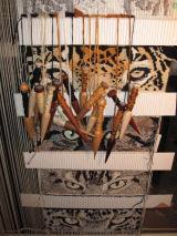 Five eye tapestries