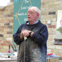John Glover - explaining the process