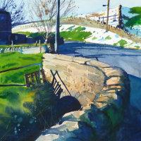 Paul Talbot-Greaves - Spring Light Slowly Melting the Last of the Snow