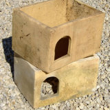 Ceramic nest boxes